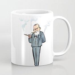 Sigmund Freud Coffee Mug