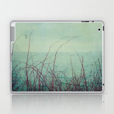 She Would Float and Stare at the Sky Laptop & iPad Skin
