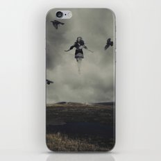 With the Blackbirds iPhone & iPod Skin