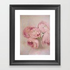 Pink is beautiful Framed Art Print