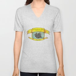 The Society for the Ethical Treatment of Typewriters Unisex V-Neck