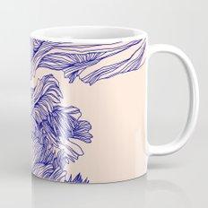 Dark tulip Mug