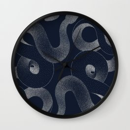 Serpentine Wall Clock
