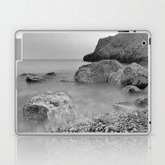 Stones at sunset. Mono Laptop & iPad Skin