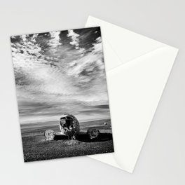 Crashed I Stationery Cards