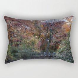Autumn Scenery Rectangular Pillow