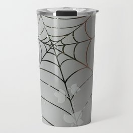 Glass Cobweb Travel Mug