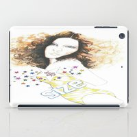 sparkle iPad Cases featuring sparkle by jollypot