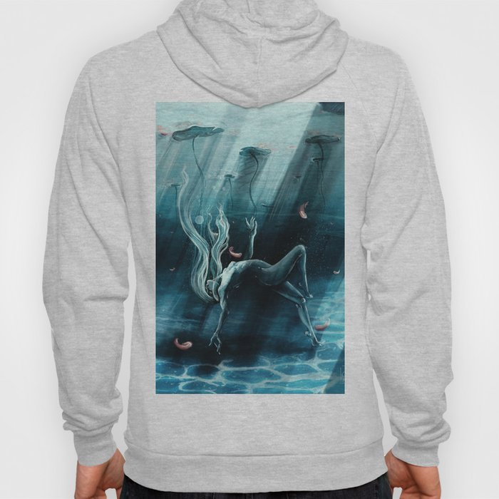 Dance of the Waterlily Hoody