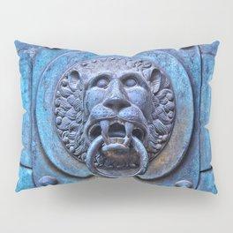 Rococo Royal Ancient Lion Door Pillow Sham