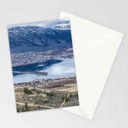 Osoyoos Lake, BC, Canada Stationery Cards