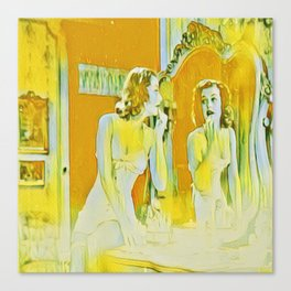 Life as Lemons Canvas Print