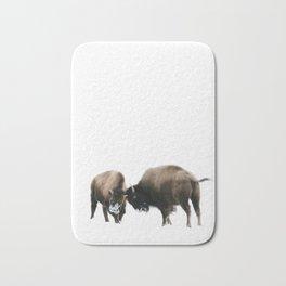 Bison Badematte