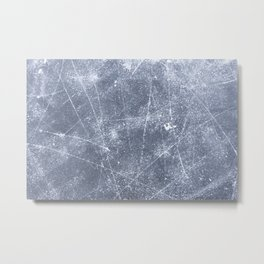 Icy Days Metal Print