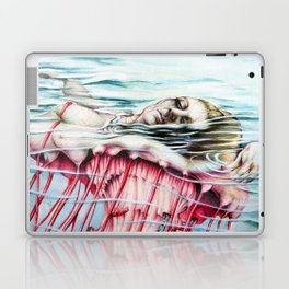 Vice (close up) Laptop & iPad Skin