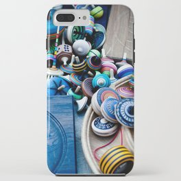 Spinners iPhone Case