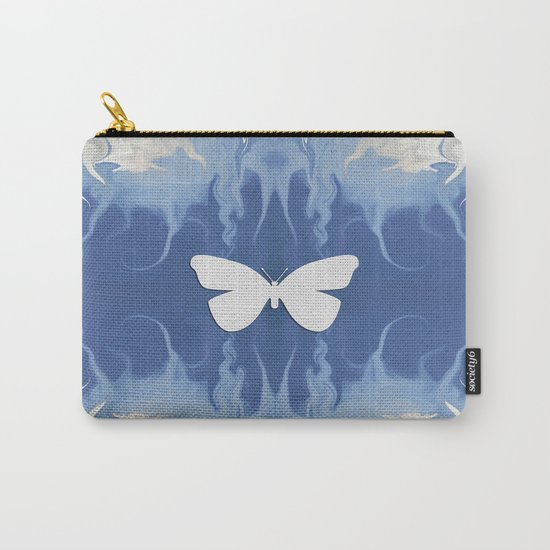 Floating through the Blue Haze... Carry-All Pouch
