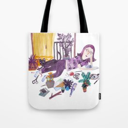 The Holiday Tote Bag