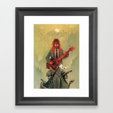 Come Together Framed Art Print
