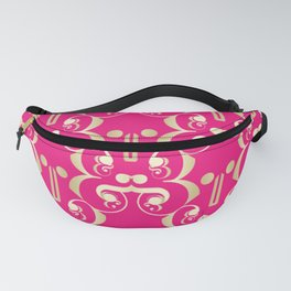 AND (RED) Fanny Pack