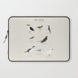 Dirty Birds Laptop Sleeve
