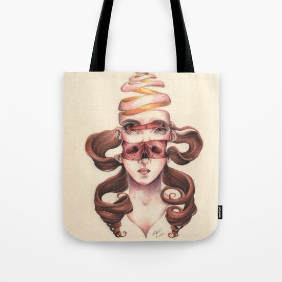 De-Fruit Tote Bag