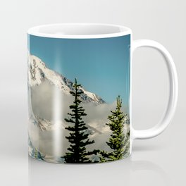 Mountain, Scenic, Mt. Rainier Coffee Mug