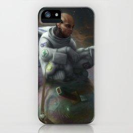 Steady III iPhone Case