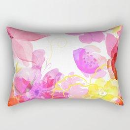 Rosie Outlook Rectangular Pillow