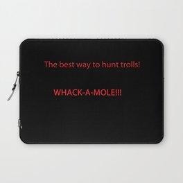 Whack A Mole Laptop Sleeve