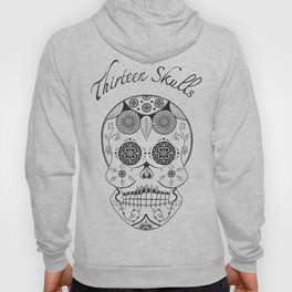 Thirteen Skulls: The Botanist Hoody