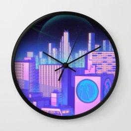 Space Shibuya Wall Clock