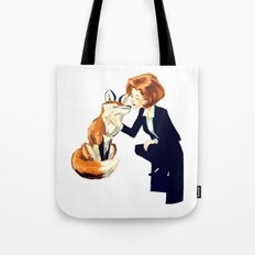 Trust of the Fox Tote Bag