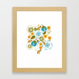 Busy Life Framed Art Print