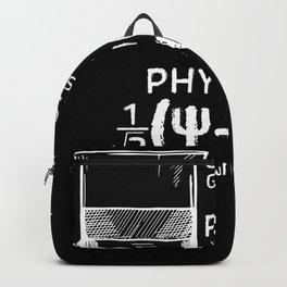 Optimist Physicist Backpack