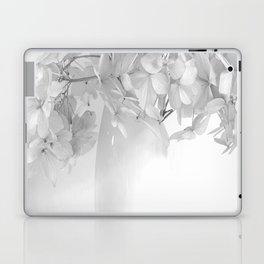 Hydrangea Still Life in Black and White #decor #society6 #buyart Laptop & iPad Skin