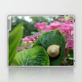 marcel the shell Laptop & iPad Skin