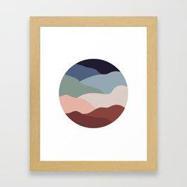 Supai Framed Art Print