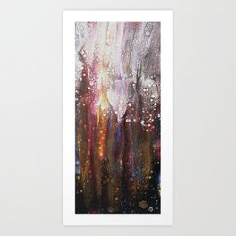 Hot & Cold Art Print