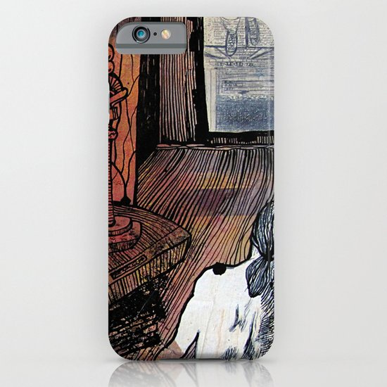 Museum No. 1 iPhone & iPod Case