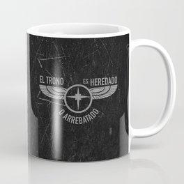 """""""El trono""""   Print Coffee Mug"""
