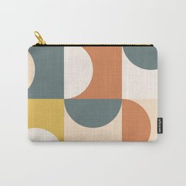 Mid Century Modern Geometric 23 Carry-All Pouch