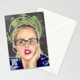 Felicity - vigilante Stationery Cards