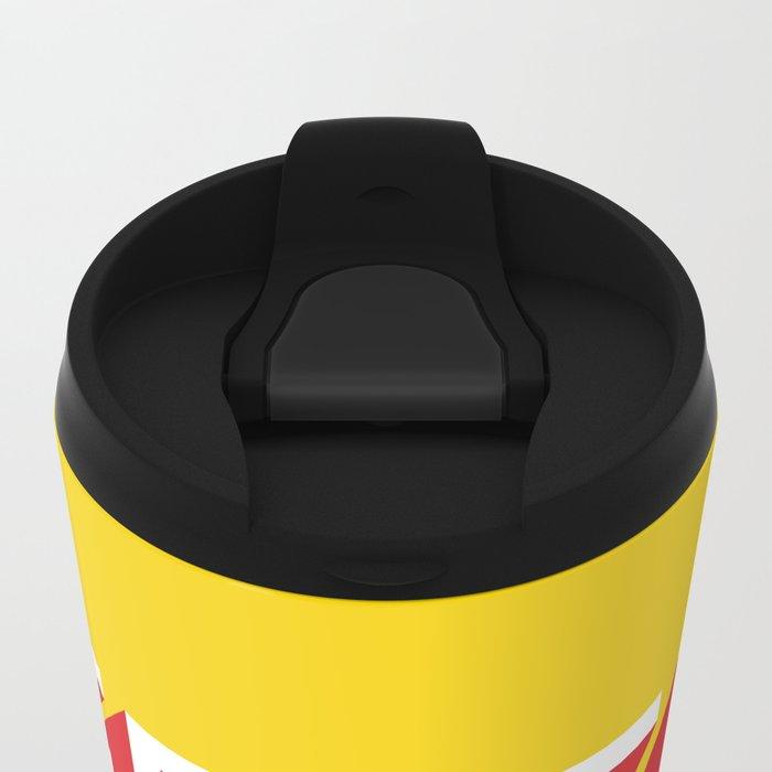 Fries Metal Travel Mug
