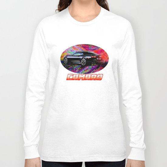 2012 Camaro Long Sleeve T-shirt