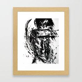 I surrender Framed Art Print