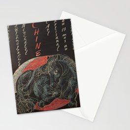 Advertisement chine lart artisanal musee Stationery Cards