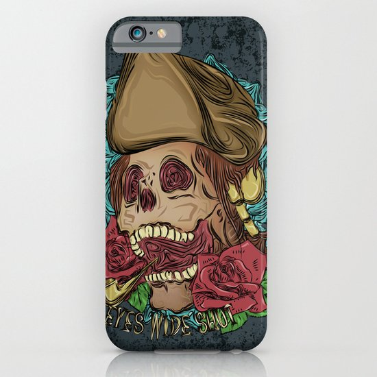 Eyes wide shut iPhone & iPod Case