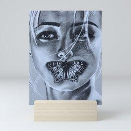Breath of Secrets Mini Art Print