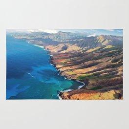 North Na Pali Coast Rug